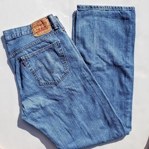 Levi's 569 Loose Straight Jean's 34x34